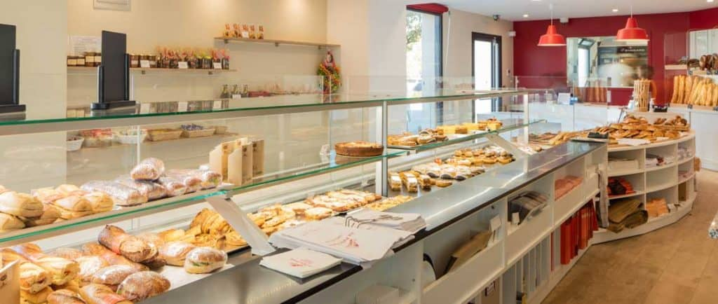 agencement boulangerie tours